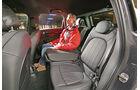 Mini Countryman Cooper S All4, Fondsitze