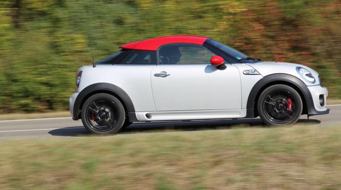 Top Five Kofferraum Mini Coupe Fullservicecircus