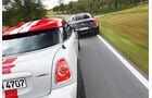 Mini JCW Coupé, Peugeot RCZ 1.6 200 THP