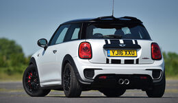 Mini John Cooper Works Challenge UK JCW