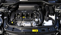 Mini John Cooper Works Coupe, Motor, Motorblock