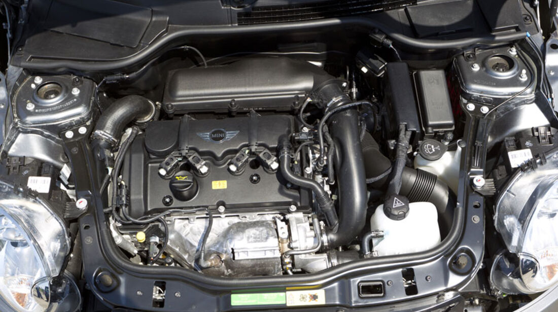 Mini Kaufberatung, Mini Cooper S Cabrio, Motor