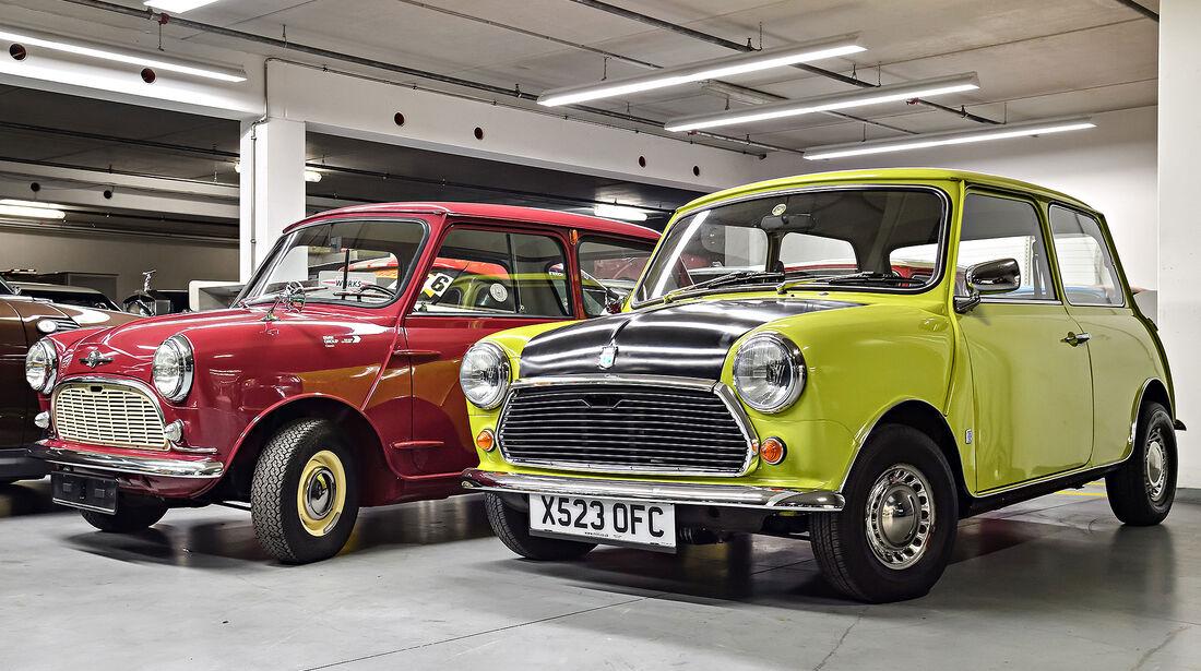 Mini Mr. Bean