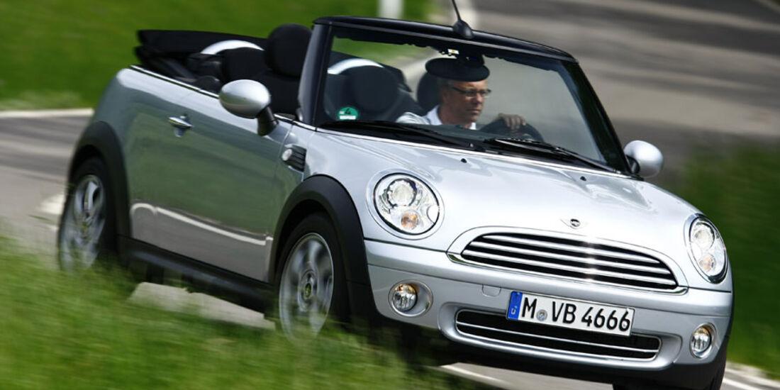 Mini One Cabrio