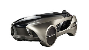 Mitsubishi Electric EMIRAI 4 Smart Mobility Concept Car