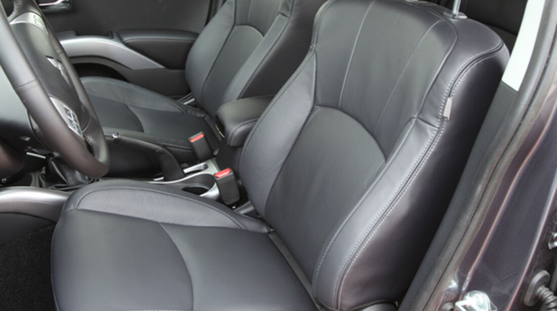 Mitsubishi Outlander, 2.2 DI-D Instyle, Sitze