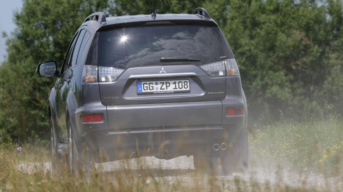 Mitsubishi Outlander, 2.2 DI-D Instyle