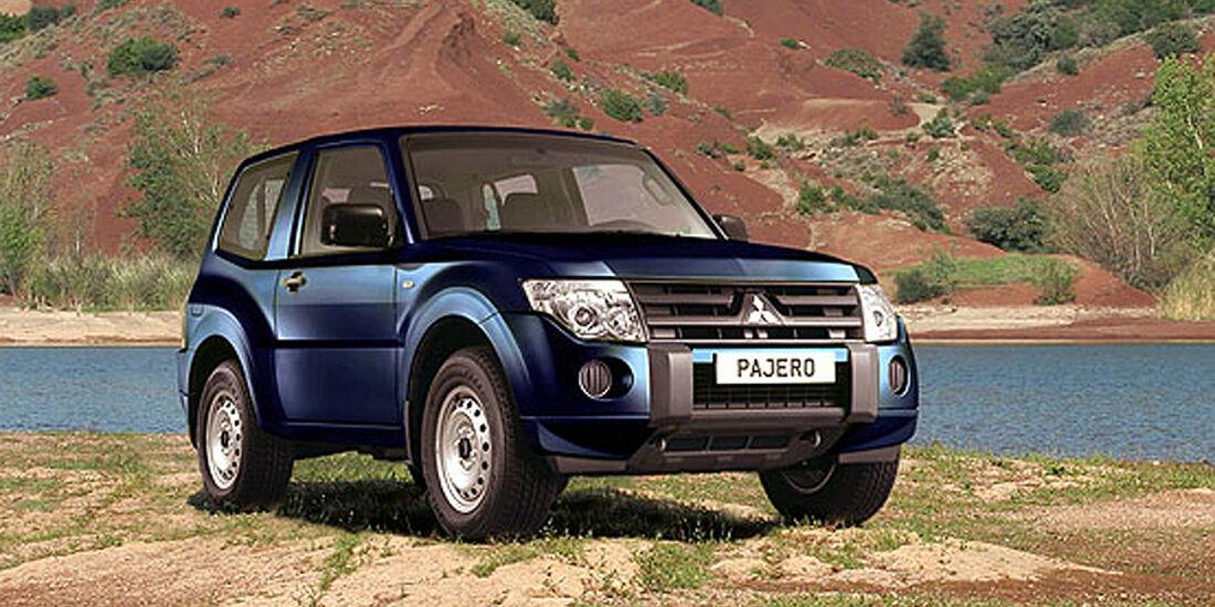 Mitsubishi Pajero Inform, Mitsubishi L200-Facelift