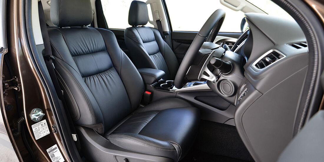 Mitsubishi Pajero Sport MY 2016