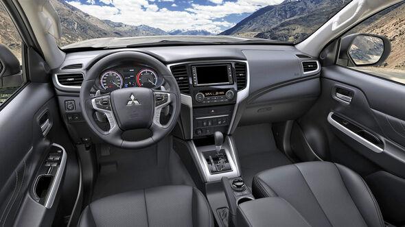 Mitsubishi Pickup L200 / Triton Weltpremiere 2018