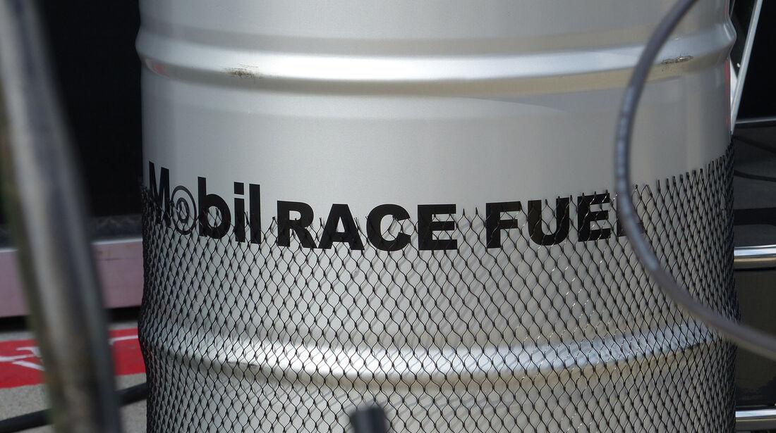 Mobil 1-Benzin - Formel 1 - GP Österreich - 18. Juni 2014