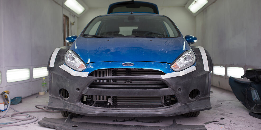 Monster Tuning - Ford Fiesta Umbau