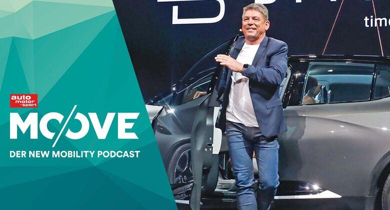 Moove Podcast Carsten Breitfeldt (Byton)