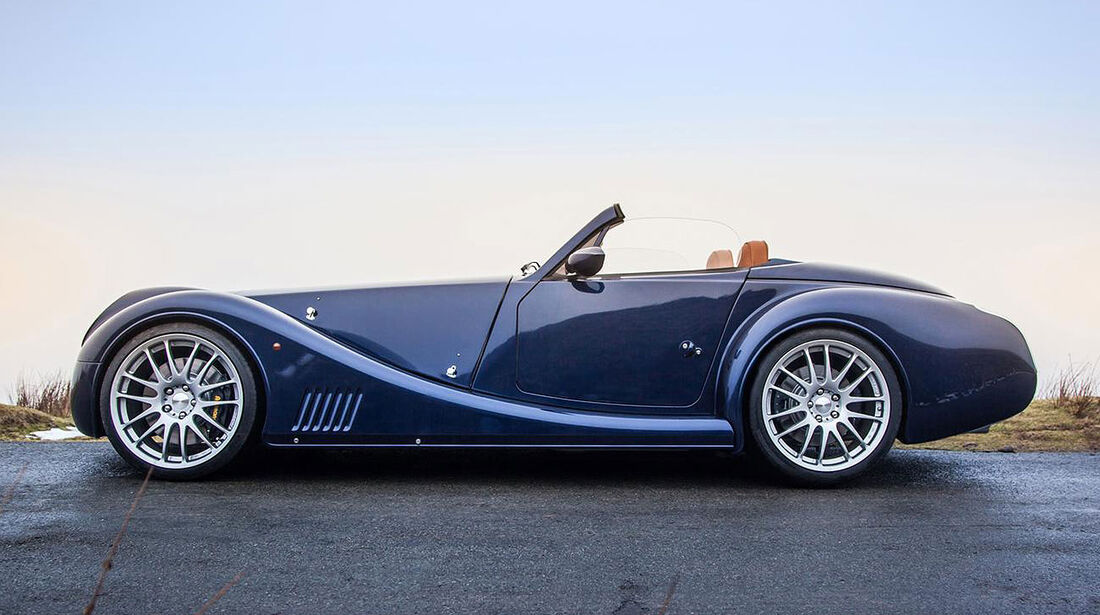 Morgan Aero 8 Genf 2015