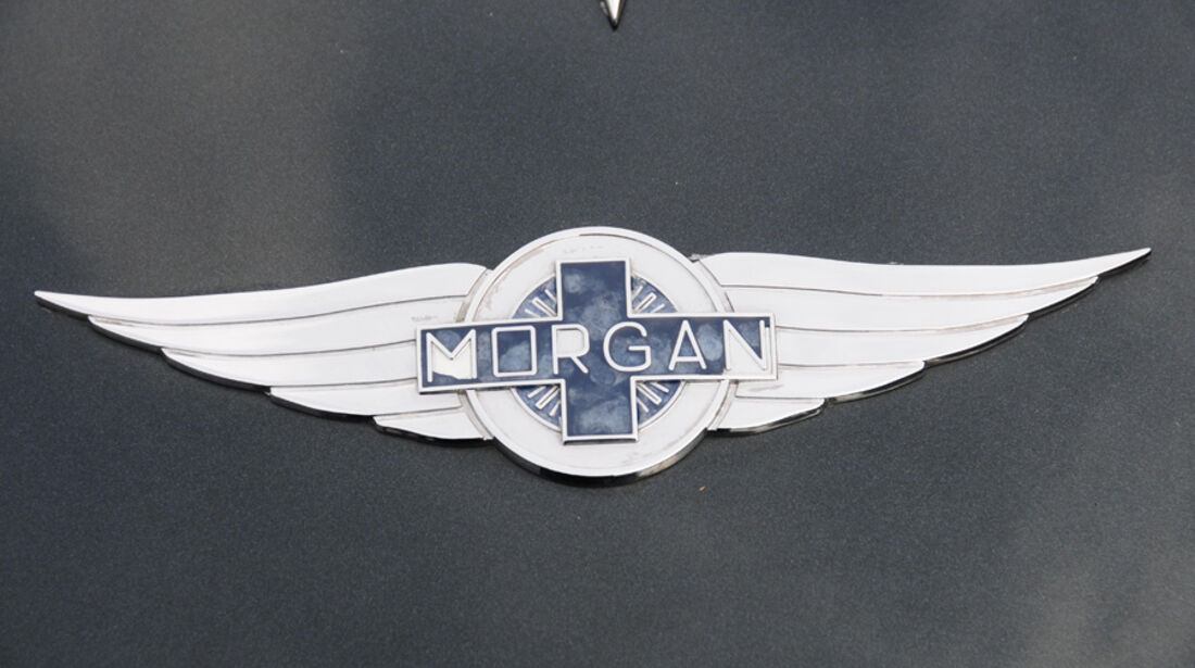 Morgan Aero SuperSports, Emblem