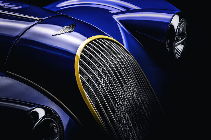 Morgan PLUS 8 50TH ANNIVERSARY EDITION