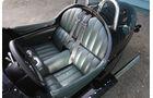 Morgan Threewheeler, Sitze, Fahrersitz