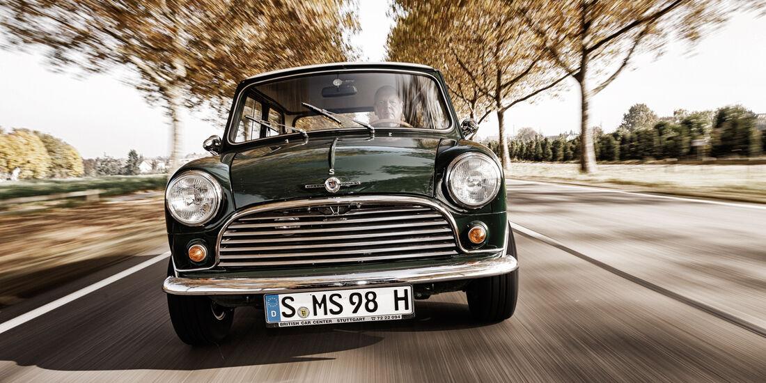 Morris Mini Cooper S In Der Kaufberatung Pflegeintensiver Winzling
