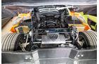 Mosler MT900, Rahmen