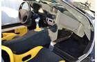 Mosler Raptor GTR, Innenraum
