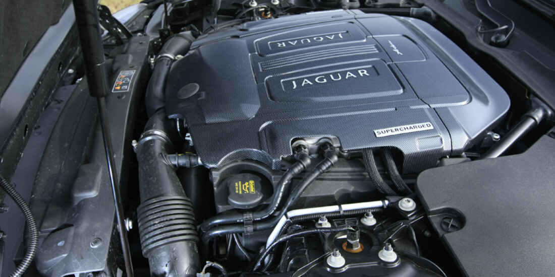 Motor Arden-Jaguar XKR Cabrio AJ 20