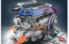 Motor Bugatti