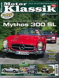 Motor Klassik Heft 10/2009