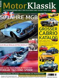 Motor Klassik - Hefttitel, Titel  05/2012