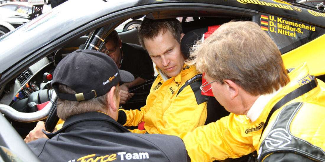 Motor Presse News Christian Gebhardt 24h Rennen 2011 Artega GT