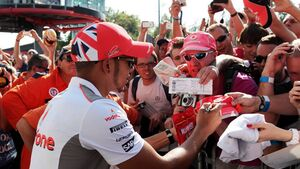 Motor Racing - Formula One World Championship - Italian Grand Prix - Preparation Day - Monza, Italy
