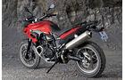 Motorrad 48 PS BMW F700 GS