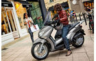 Motorrad 48 PS Yamaha X-City 250