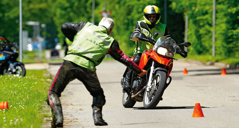 Motorrad, Führerschein, Kurs