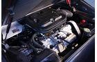 Motorraum mit V8 des Ferrari 308 GTB