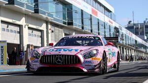Mücke Motorsport - Mercedes AMG GT3 - VLN