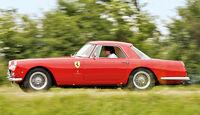Mythos V12, Ferrari, Seitenansicht