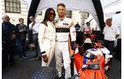 Naomi Campbell & Jenson Button - F1 Live Show - London - 2017