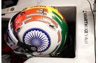 Narain Karthikeyan GP Indien 2011
