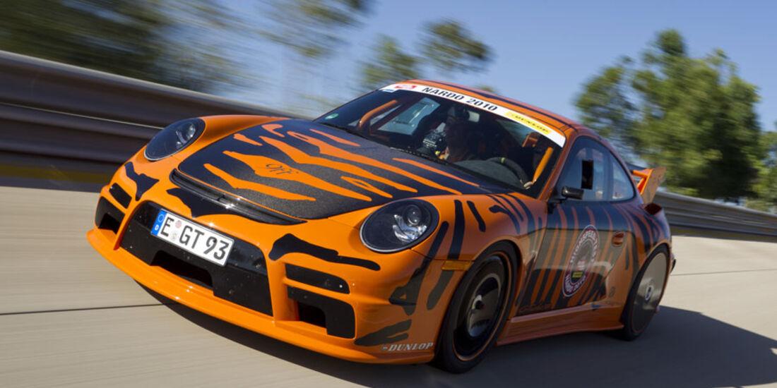 Nardo 2010 Tuning-Modelle, 9ff Porsche