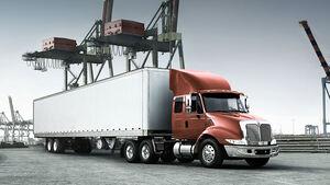 Navistar Transtar Truck LKW