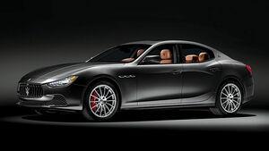 Neiman Marcus Maserati Ghibli