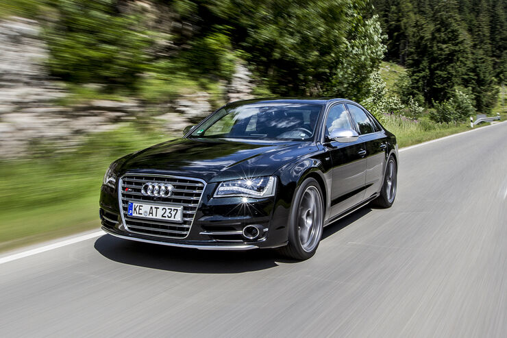 Neuer Audi Abt AS8