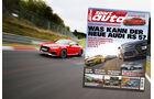 Neues Heft sport auto, sport auto 10/2017, Heftvorschau