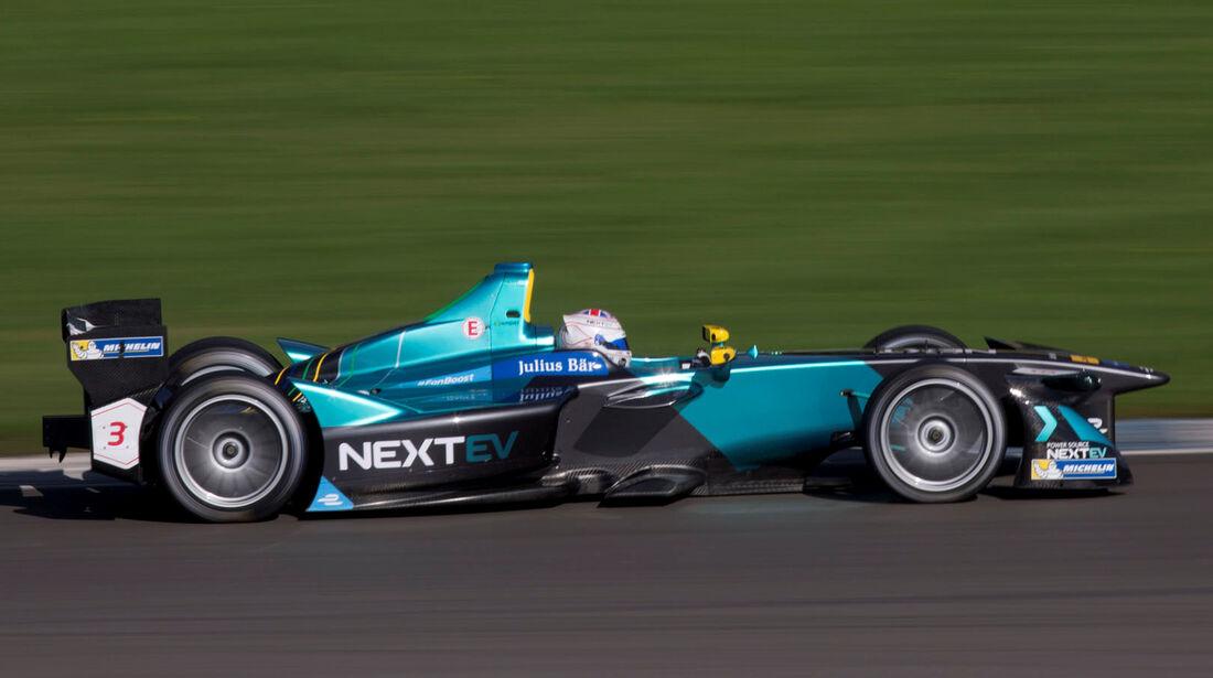 Nextev TCR - Formel E - 2016