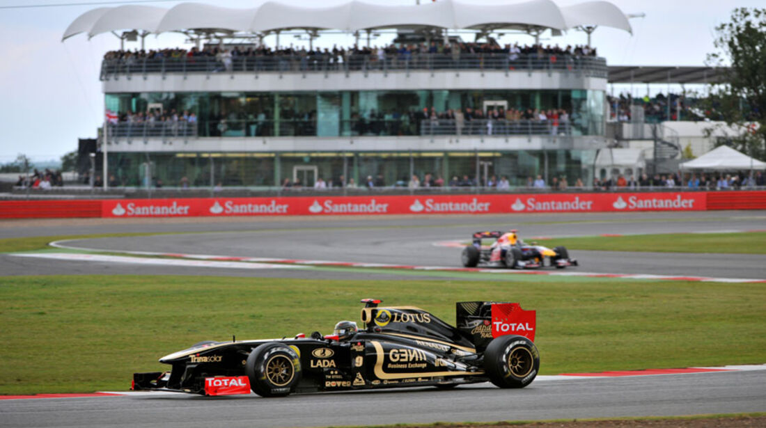 Nick Heidfeld - GP England - Qualifying - 9. Juli 2011