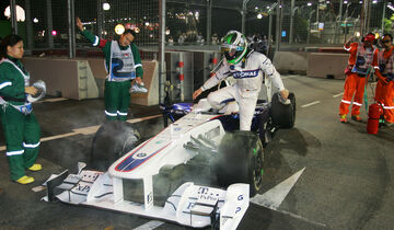 Nick Heidfeld  - GP Singapur 2009