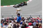 Nico Hülkenberg - Danis Bilderkiste - GP Kanada 2014