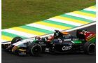 Nico Hülkenberg - Formel 1 - GP Brasilien- 7. November 2014