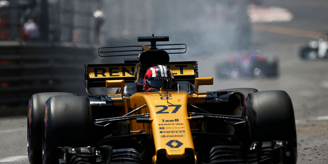 Nico Hülkenberg - Formel 1 - GP Monaco 2017