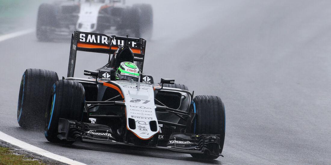 Nico Hülkenberg - GP Brasilien 2016